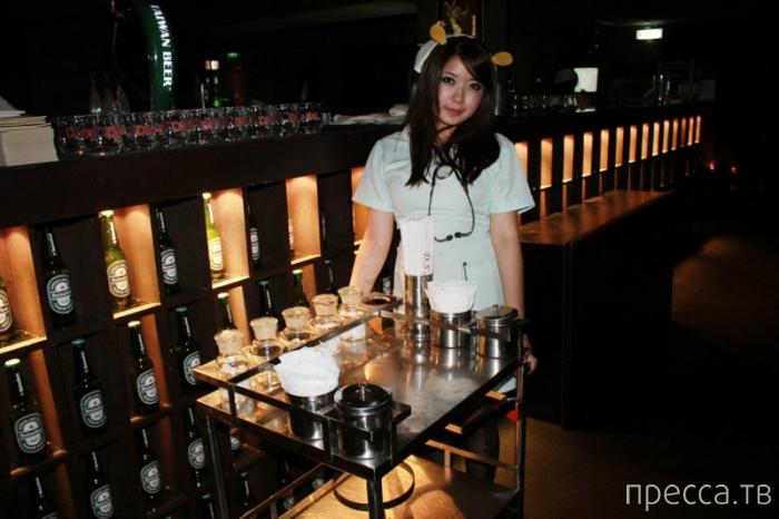 Необычный ресторан DS Music  в Тайване (6 фото)