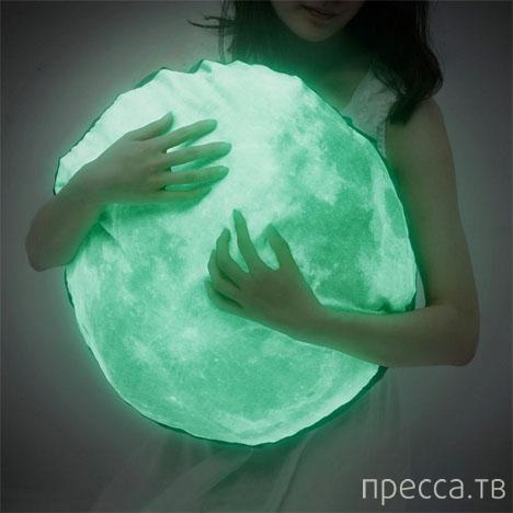 Топ 11: Самые оригинальные изобретения, которые светятся в темноте (11 фото)
