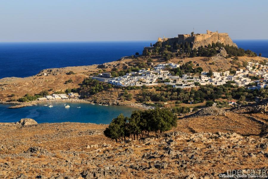 Добро пожаловать на остров Родос (16 фото)