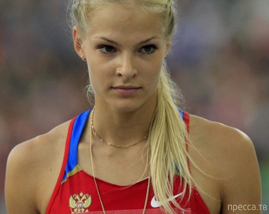 """""""Русская ракета"""" - Дарья Клишина (25 фото)"""