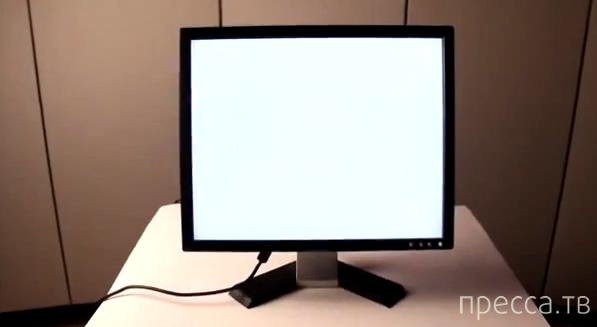 Как сделать, чтобы картинка на мониторе была видна только вам (видео)