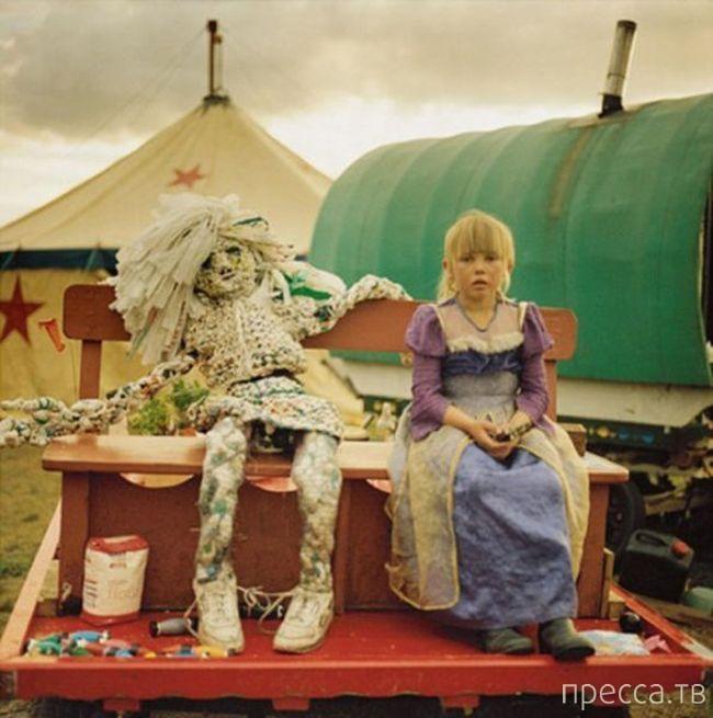 Подборка прикольных и необъяснимых фотографий (32 фото)