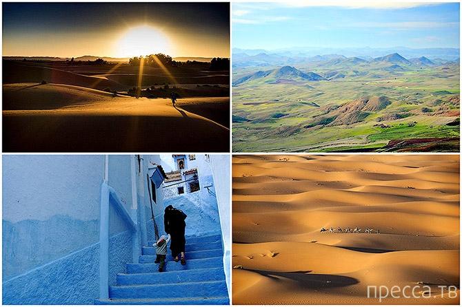 10 причин побывать в Марокко (11 фото)