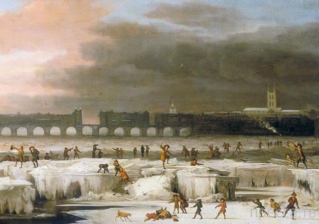 Интересные факты о Ледниковом периоде на Земле (15 фото)