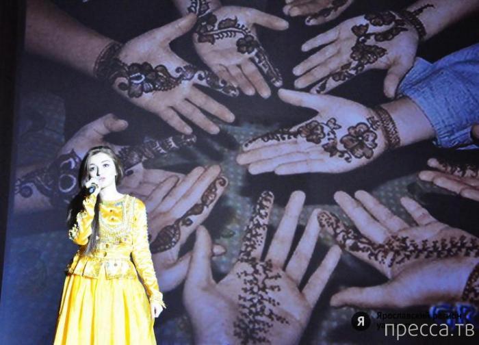 Национальной красавицей Ярославии стала представительница Армении (9 фото)