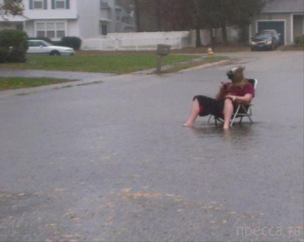 Наводнение - не повод для грусти (39 фото)