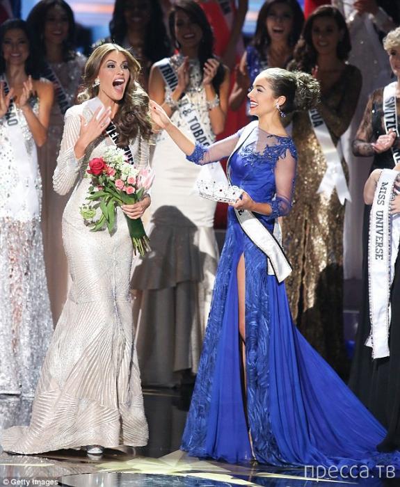 """Габриэла Ислер - победительница конкурса """"Мисс Вселенная-2013"""" (5 фото)"""