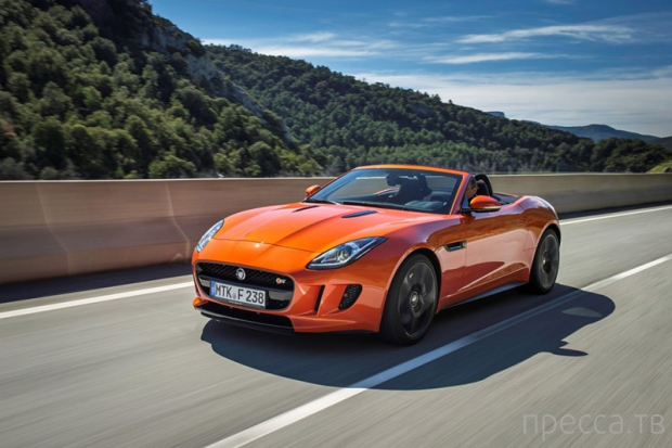 Топ 15: Самые ожидаемые автомобили 2014 года (15 фото)