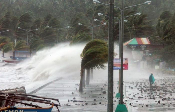 Последствия визита тайфуна Хайян в Филиппины (29 фото)