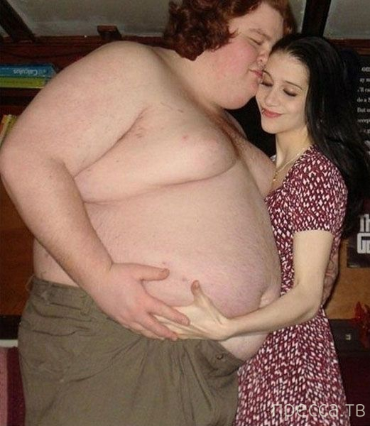 Настоящая любовь или пикап 80 левела (9 фото)