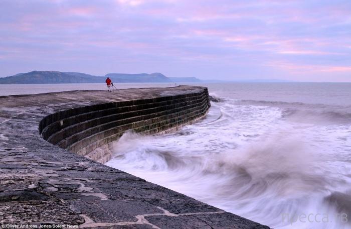 Замечательный пейзажи от 6-летнего фотографа Оливера Андреаса Джонса (10 фото)