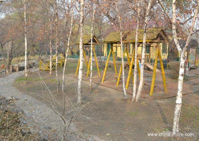 Русская деревня в Китае (19 фото)