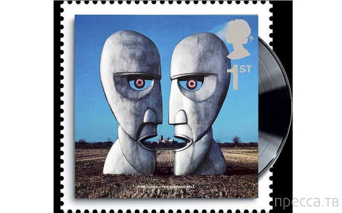 «Pink Floyd» - легенда рока (21 фото)