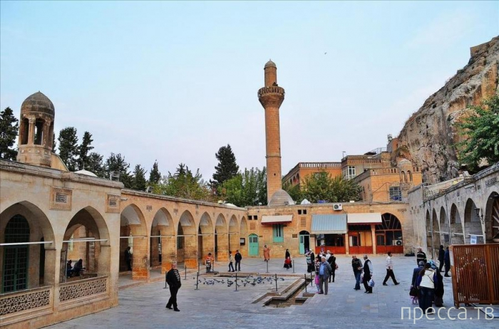Шанлыурфа: самый священный город Турции (20 фото)