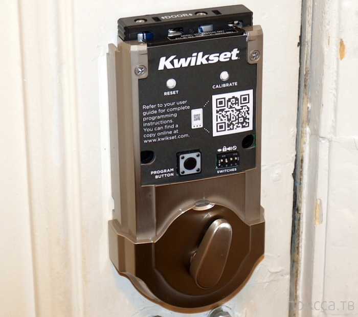 Kevo Kwikset - дверной замок без ключей и паролей (12 фото)