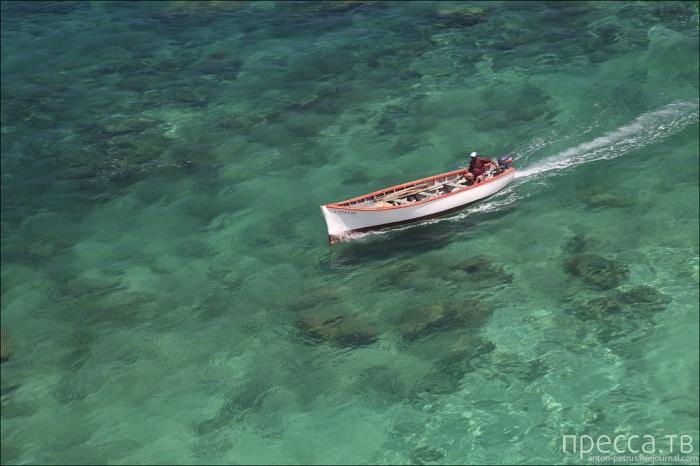 Остров Маврикий - райский уголок (15 фото)