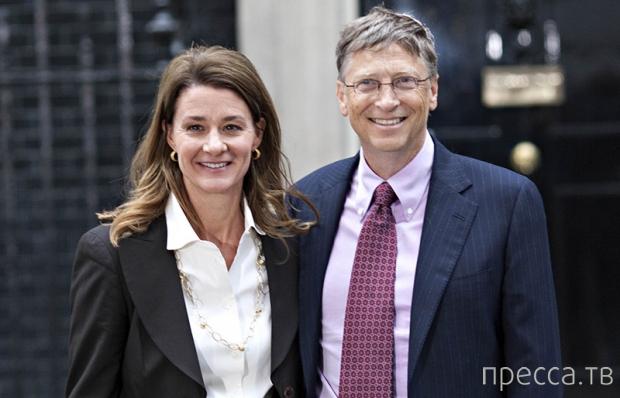 Топ 10: Крупнейшие благотворители мира-2013 (10 фото)