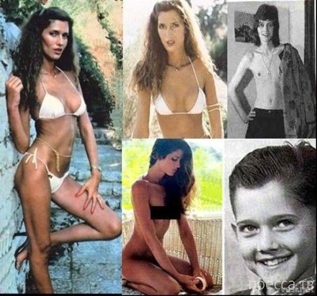 Женщины - актрисы и модели, которые родились мужчинами (21 фото)