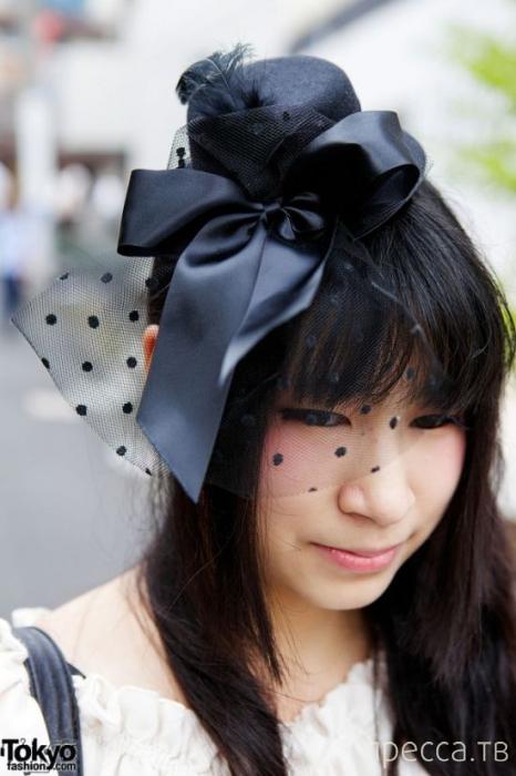 Уличная мода в Токио (37 фото)