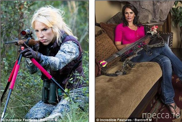 Женщины-убийцы (21 фото)