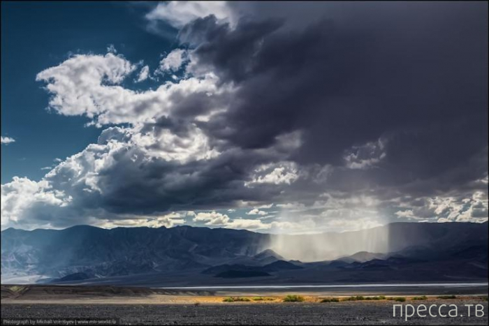 Долина Смерти - необычное путешествие (12 фото)