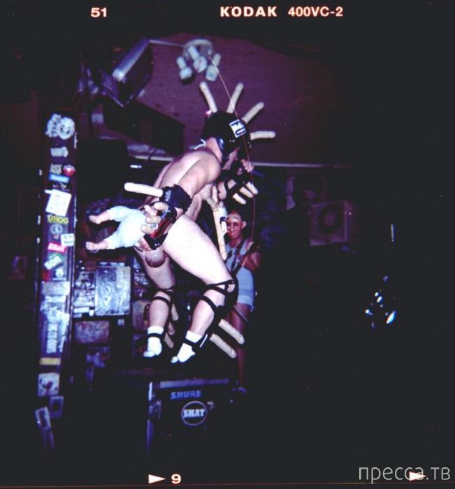 (18+) Расширяем музыкальный кругозор (9 фото)