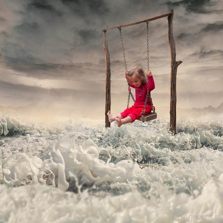 Потрясающие работы румынского фотохудожника Caras Ionut (25 фото)