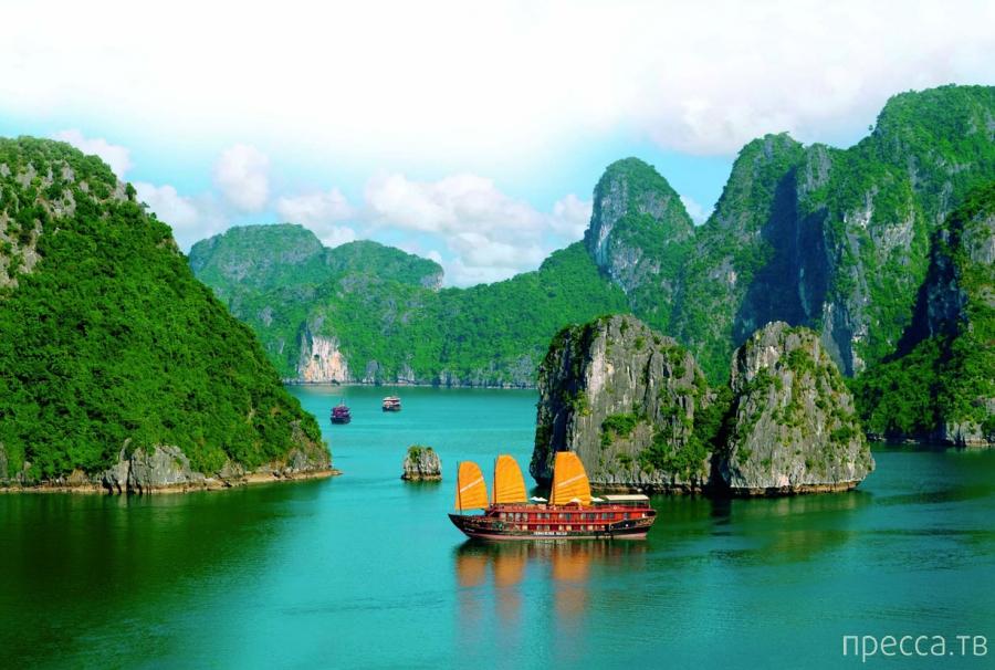 Современный Вьетнам - что мы о нем знаем ? (23 фото)