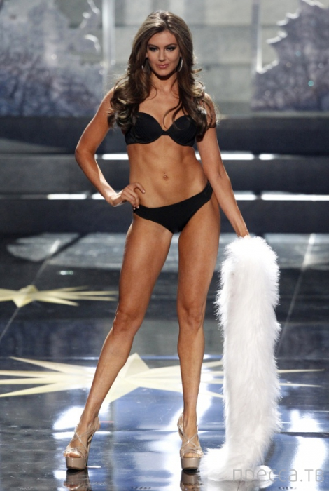 """Скандал вокруг """"Мисс Вселенная - 2013"""" - Марии Габриэлы Ислер (16 фото)"""