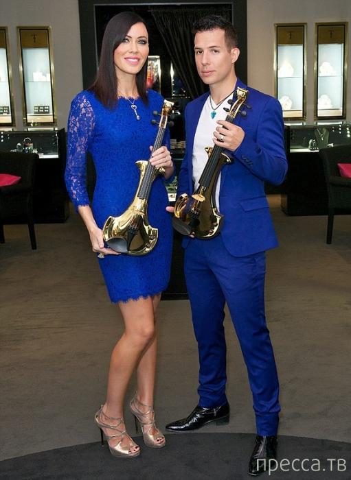 Самые дорогие в мире скрипки (5 фото)