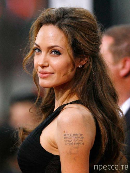 Правила жизни Анджелины Джоли (фото)