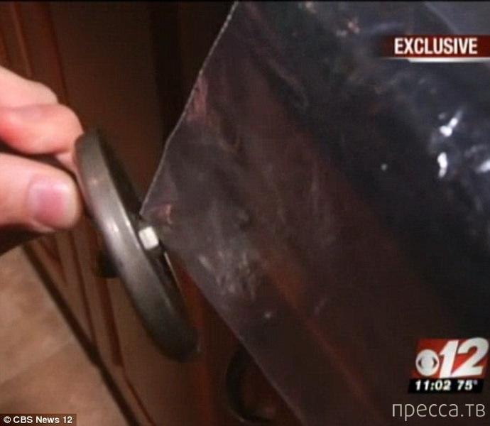 В голову  7-летнего мальчика из Флориды попал метеорит (7 фото)