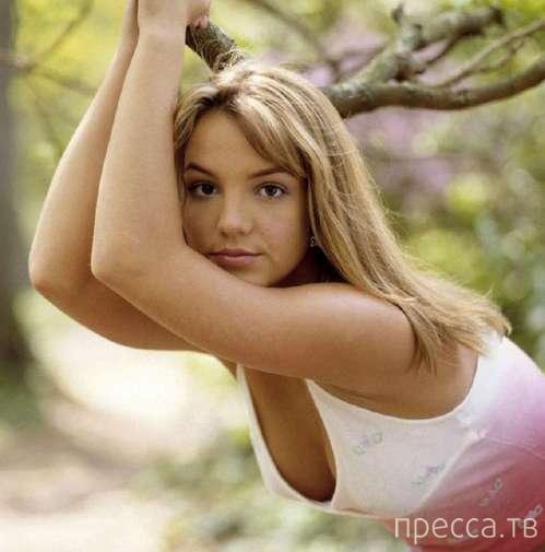 Юная Бритни на снимках (18 фото)