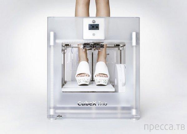 Напечатанная обувь (5 фото)