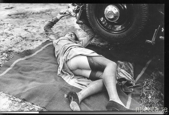 Автомобильные приколы, часть 8 (35 фото)
