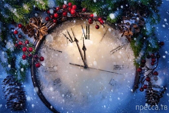 Новогодние традиции разных стран мира (9 фото)