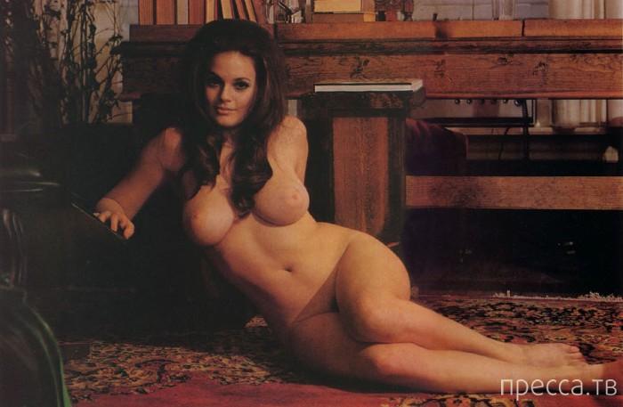 (18+) Американская модель Carol Imhof - секс-символ 1970-х (24 фото)