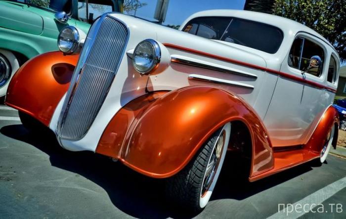 Крутые ретро автомобили (40 фото)