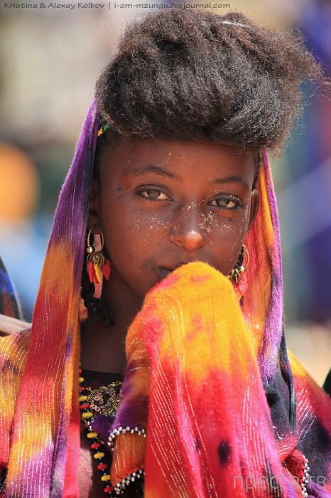 Мисс Африка (17 фото)