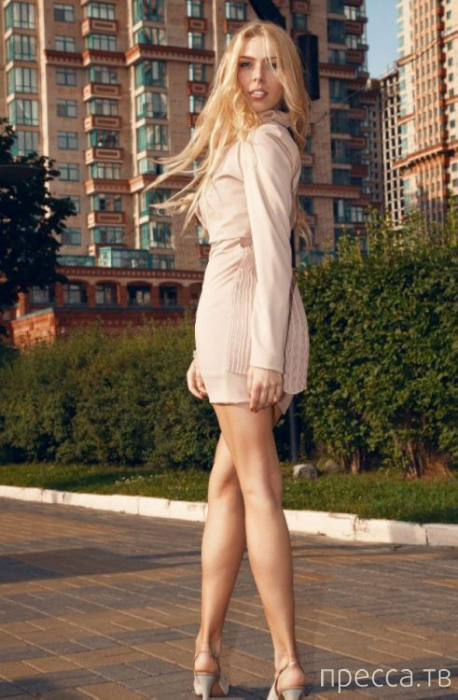 Мисс Блондинка России 2013 года (11 фото)