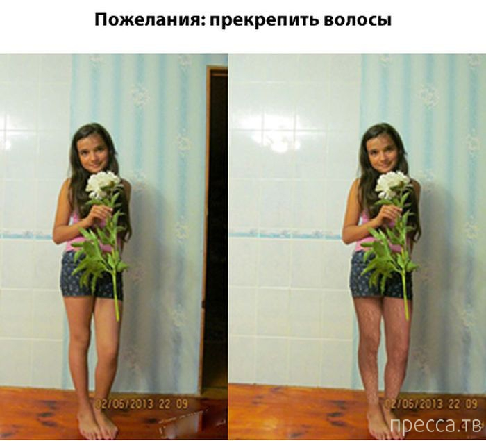 Прикольные работы мастеров фотошопа из социальных сетей (30 фото)