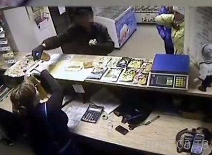 Разбойное нападение на магазин... г. Орск