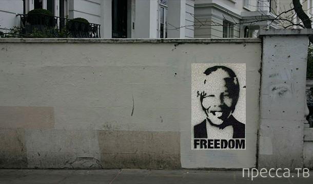 Интересные факты из жизни Нельсона Манделы (26 фото)