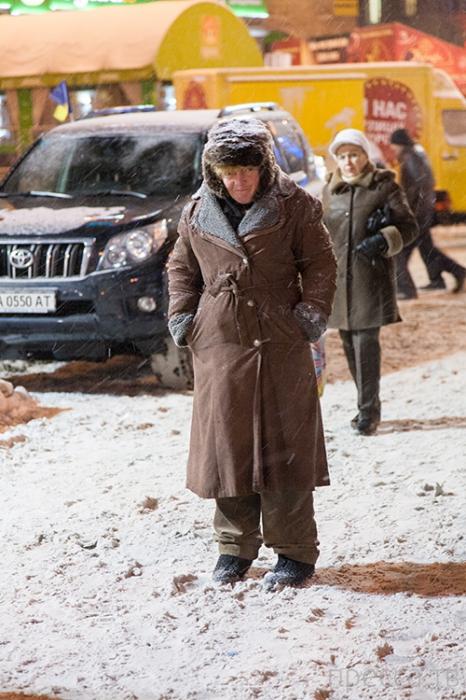 """Евромайдан"" глазами фотографа Максима Белоусова (40 фото)"