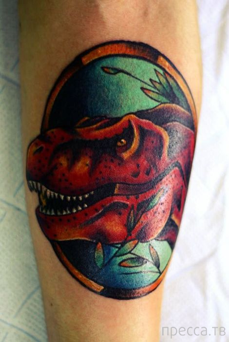 Красивые татуировки, выполненные профессионалами (72 фото)