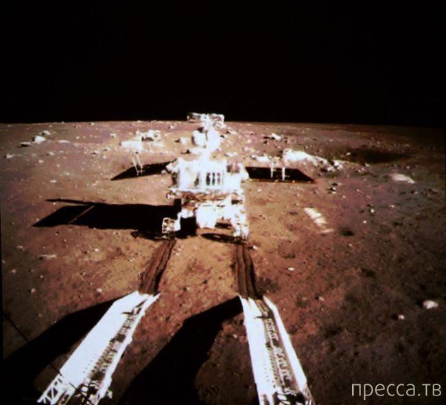 Китайцы опровергли факт высадки американцев на луну в 1972 году (6 фото)