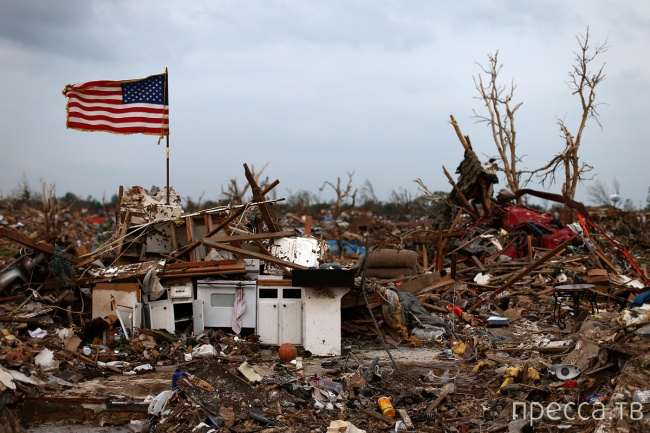 Лучшие снимки 2013 года по версии Getty Images (53 фото)