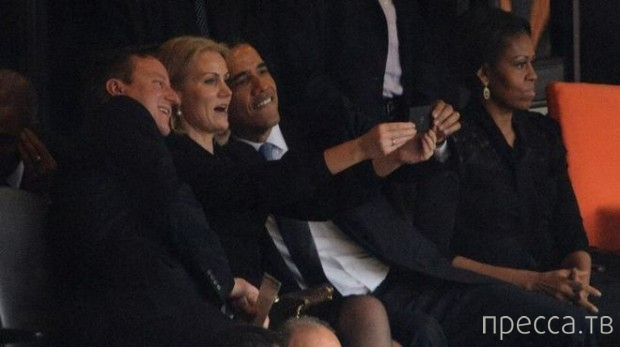 Мишель Обама подаёт на развод? (3 фото + видео)