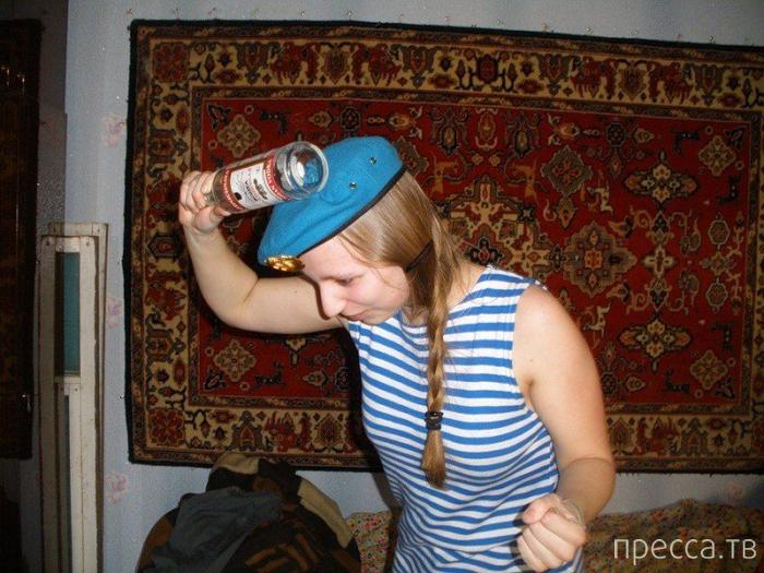 Очередная подборка фриков из российских социальных сетей (19 фото)
