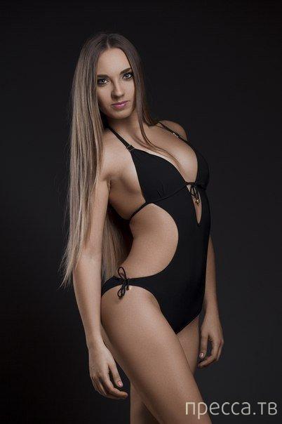 Юлия Устинова - мисс Крыма 2013 (13 фото)